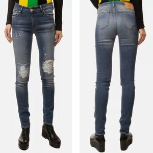 DON'T CRY Milan Kelly Destroyed Jeans Size 30